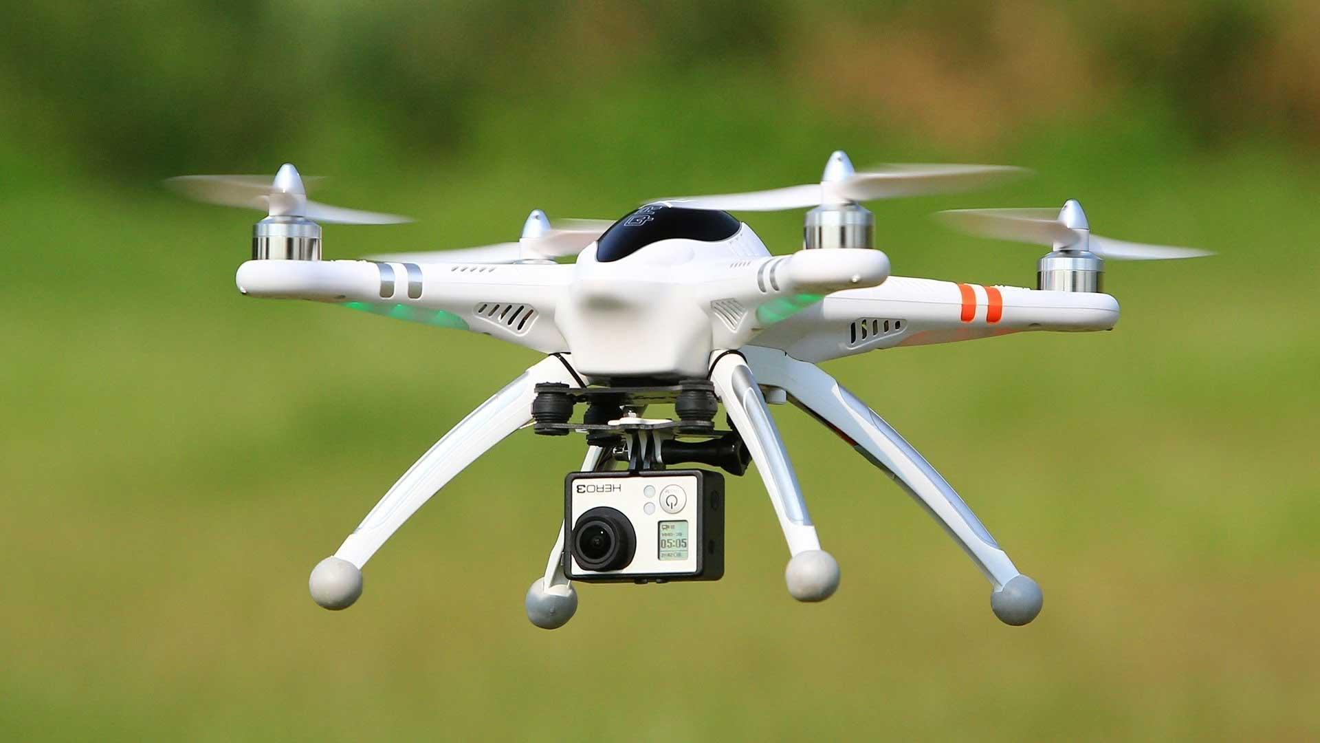 Fotografia com drone em Uberlândia
