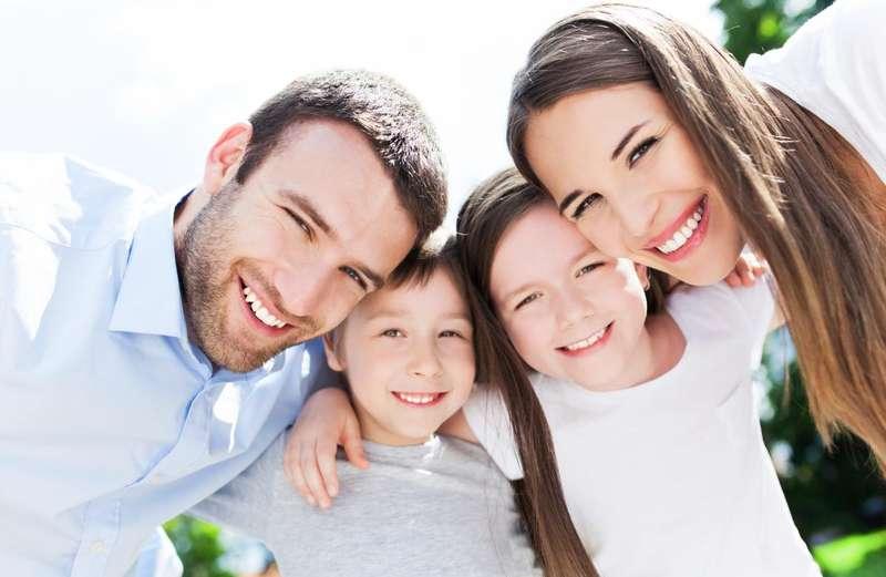 Retrato de Família. Estúdio fotográfico Uberlândia